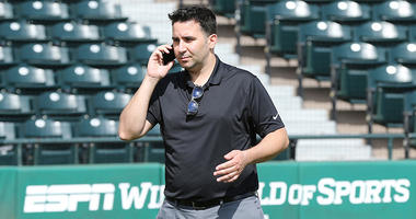 Atlanta Braves general manager Alex Anthopoulos