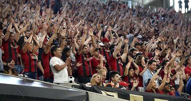 Atlanta United fans