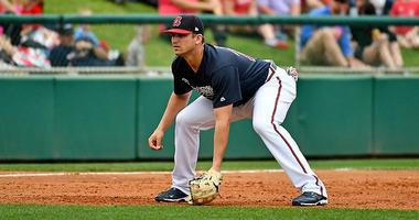 Atlanta Braves third baseman prospect Austin Riley