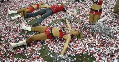 Atlanta Falcons cheerleaders