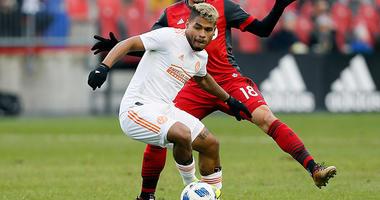 Atlanta United FC forward Josef Martinez
