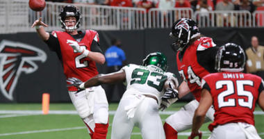 'Wreckless' decision for Falcons to leave Ryan in