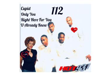 112 Cupid Beginning Late Night Love