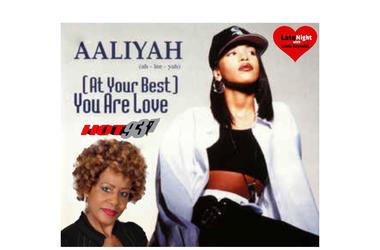 Aaliyah 1st #LNL