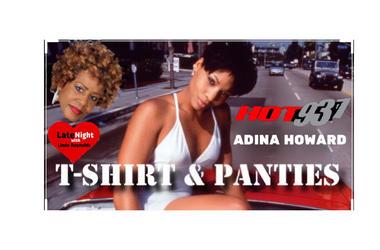 Adina Howard on Late Night Love