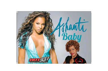 Ashanti Baby 1st Late Night Love
