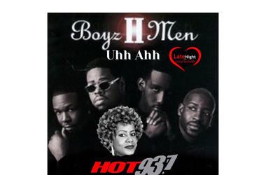 Boyz II Men 1st on #LNL