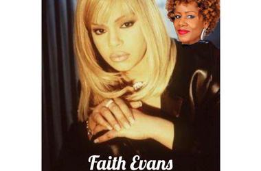 Faith Evans 1st #LNL