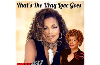 Janet Jackson 1st #LNL