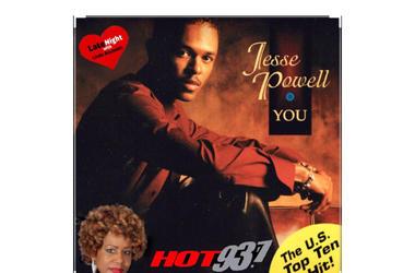 Jesse Powell on Late Night Love