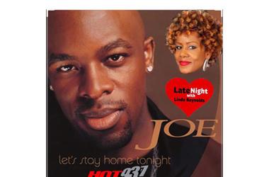 Joe on Late Night Love