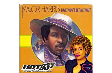 Major Harris 1st on Late Night Love