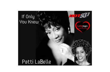 Patti LaBelle 1st #LateNightLove