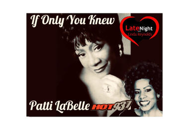Patti LaBelle 1st on Late Night Love