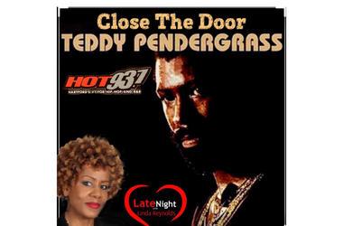 Teddy Pendergrass 1st on Late Night Love
