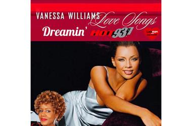 Vanessa Williams 1st #LateNightLove