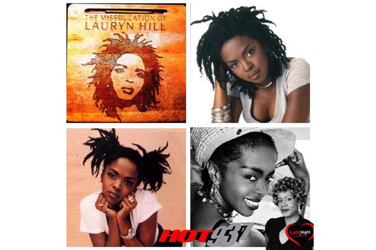 Lauryn Hill #tbt #latenightlove