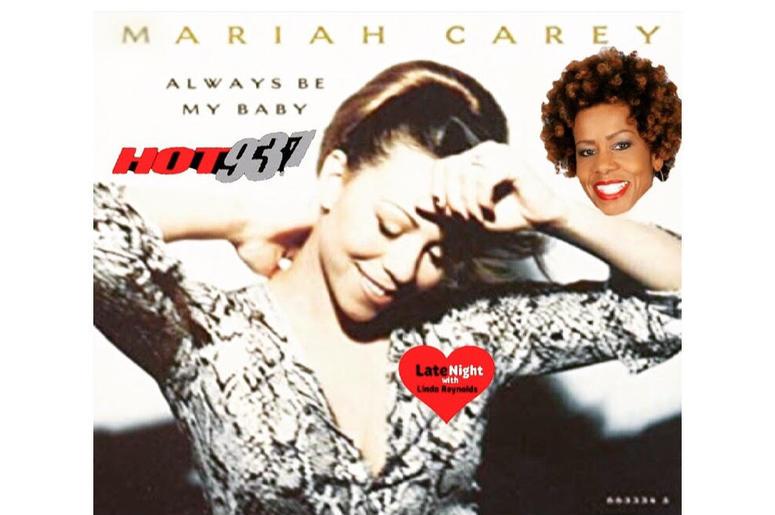 Mariah Carey Always Be My Baby 1st #LateNightLove