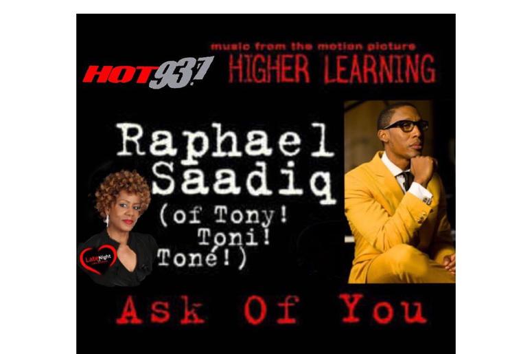 Raphael Saadiq 1st #LNL