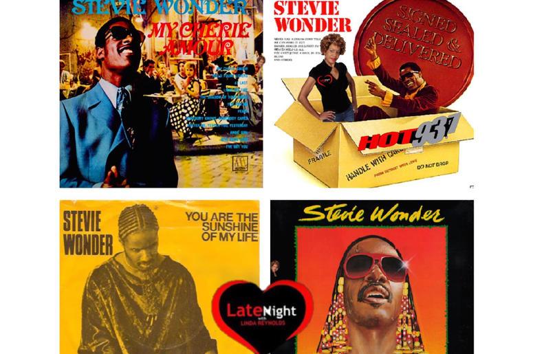 #tbt Stevie Wonder 1st #latenigtlove