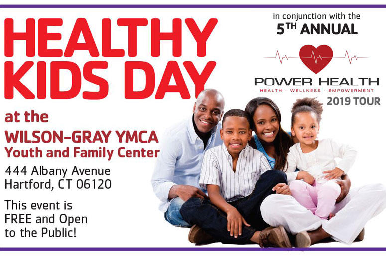 hot 93.7 @ healthy kids day 2019 | hot 93.7