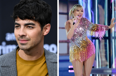 Joe Jonas and Taylor Swift